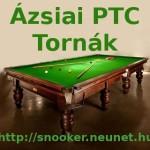 Ázsiai PTC 4. verseny 2014 március 4-8