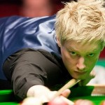Neil Robertson 3. 147 maximum break – UK Championship 2015