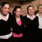 Női Magyar Snooker OB 2012