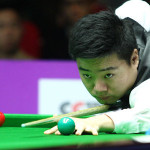 Ding Junhui 6. 147-es maximum break