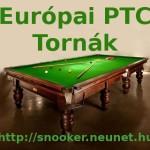 Paul Hunter Classic Európa Torna 2 verseny 2014