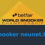 World Snooker Championship 2012