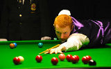 Anthony McGill snooker játékos