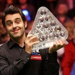 Ronnie O'Sullivan 147 maximum break listája