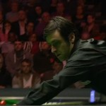 Ronnie O'Sullivan 14. 147-es maximum break