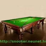 Snooker 2014/2015-ös szezon naptár