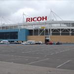 Coventry, Ricoh Arena, Anglia