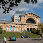 Alexandra Palace, London, Anglia