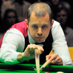Barry Hawkins 2. 147 maximum break 2015 január5