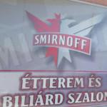 Smirnoff Étterem És Biliárd Szalon – Szolnok