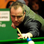 John Higgins 9. 147-es maximum break