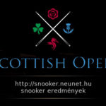 Scottish Open 2018