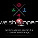 Welsh Open 2018