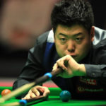 Liang Wenbo harmadik 147-es maximum break