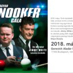 III. Magyar Snooker Gála 2018