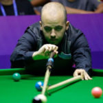 Luca Brecel első 147-es maximum break