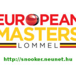 European Masters 2018 kvalifikáció