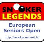 European Seniors Open 2018