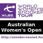 Australian Women's Open 2019