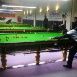Snooker verseny Magyarországon
