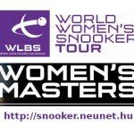 Women's Masters 2019
