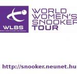 Aktuális női snooker világranglista 2019. február 3.