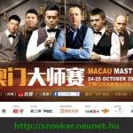 Macau Masters 2018