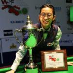 Ng On Yee megszerezte első győzelmét a férfiak között