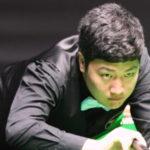 Yan Bingtao első ranglista győzelme