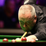 John Higgins 11. 147-es maximum break