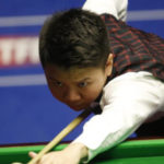 Zhou Yuelong második 147-es maximum break