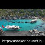 Turkish Masters 2021 kvalifikáció