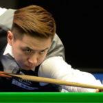 Xiao Guodong első 147-es maximum break